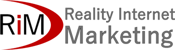 Reality Internet Marketing Mobile Logo